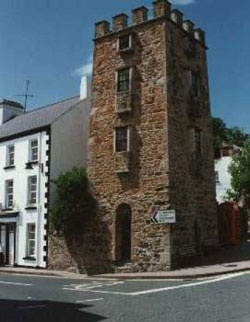 Curfew Tower, Cushendall