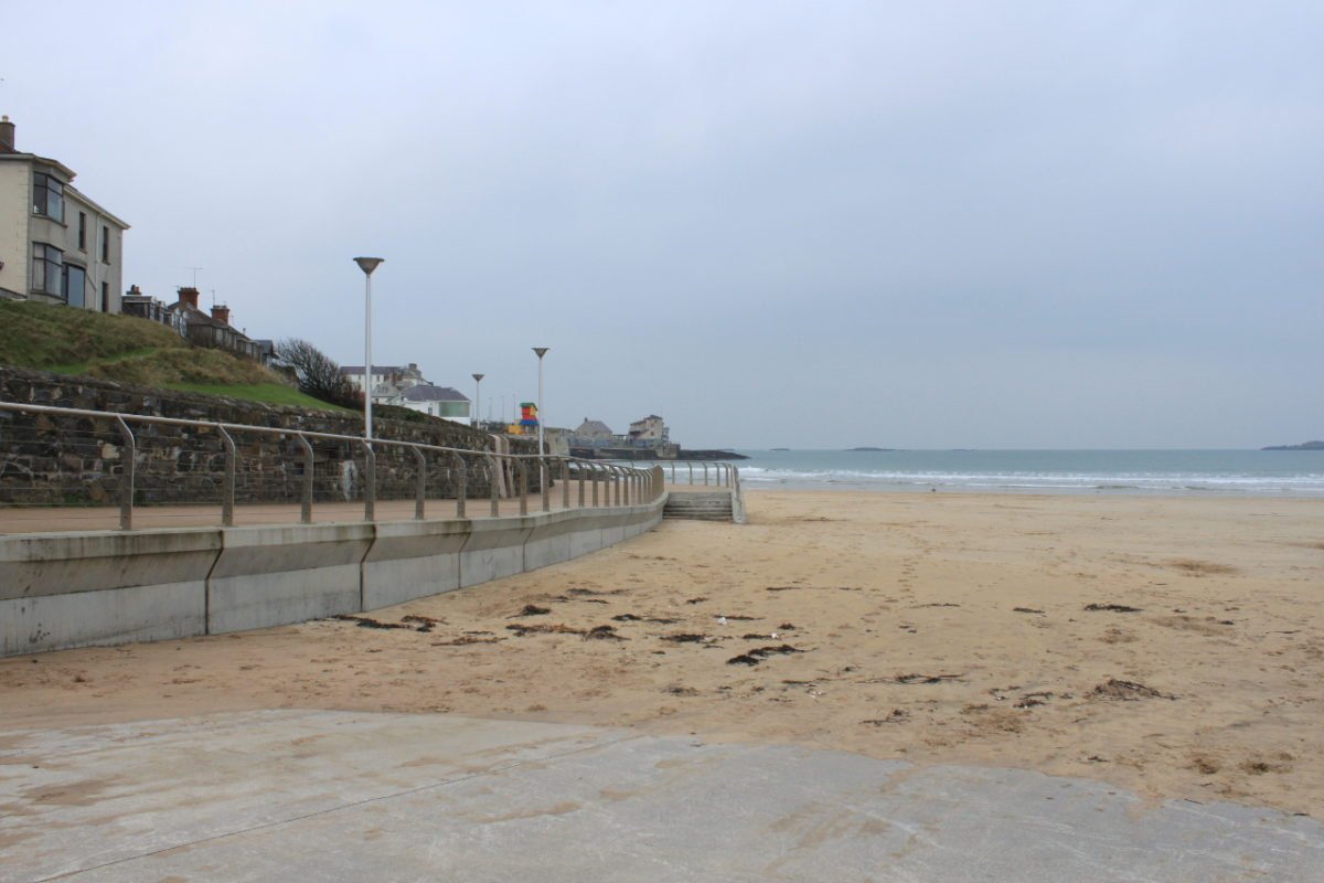 East Strand Portrush North West