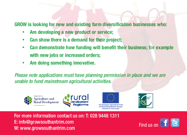 Grow South Antrim pt2