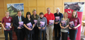 Members of the Giant's Causeway & Causeway Coast World Heritage Site Steering Group