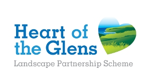 heart of the glens logo