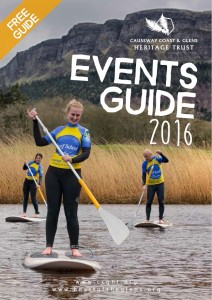 Events Cover page
