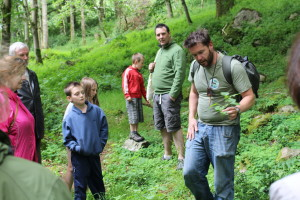 Foraging For Food event